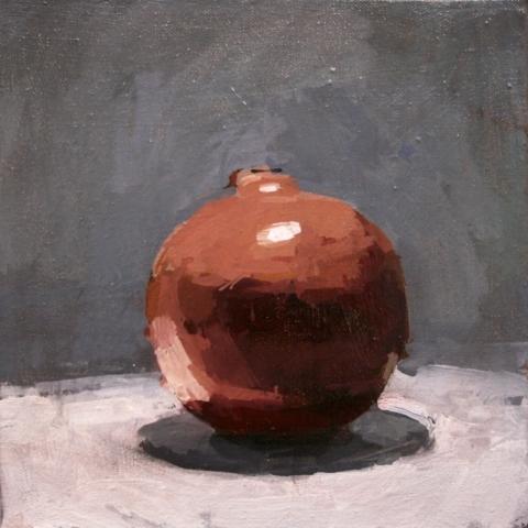 joseph ryan artist painter still life fruit