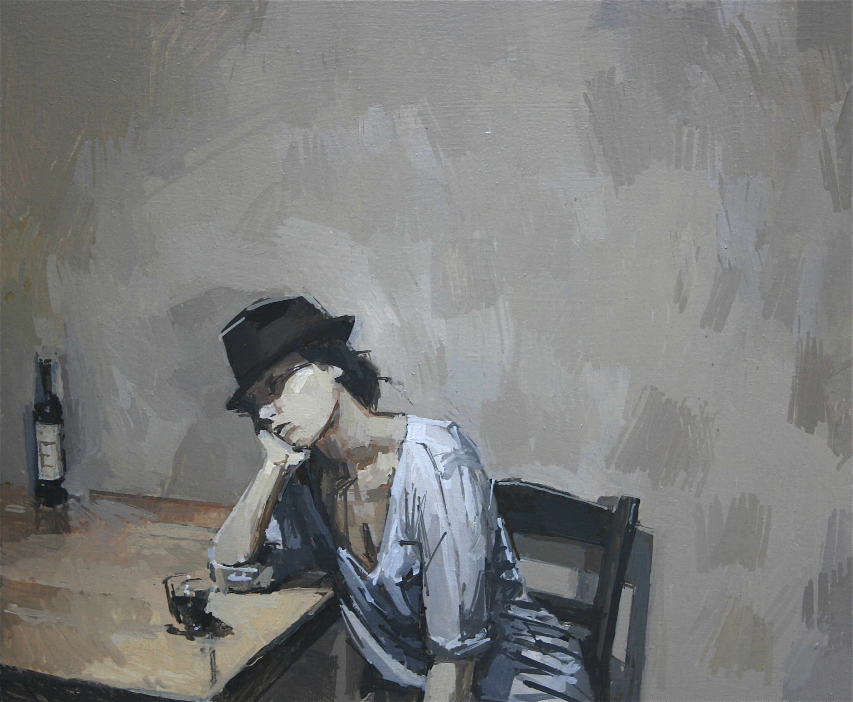 joseph joe ryan artist drawing contemporary painting figurative figure art